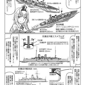 艦娘教室<〇三>軽巡・改