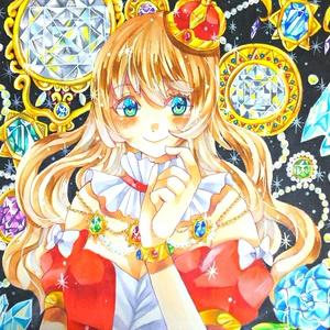宝石の女王様