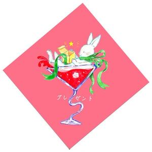 カクテル缶バッチ【プレゼント】
