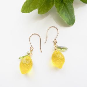 Little Lemon ピアス