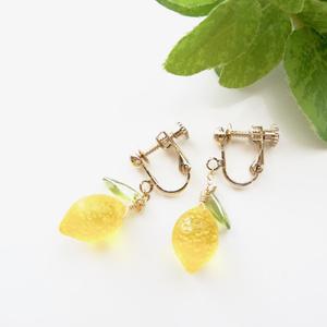Little Lemon イヤリング