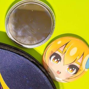 ネルちゃん缶ミラー