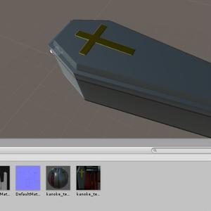 棺桶(coffin)