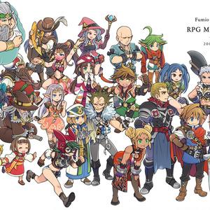 RPG Maker Works 2007-2017