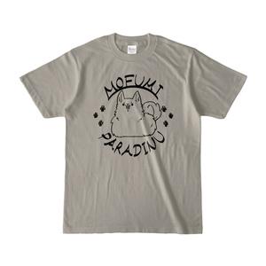 もふみぱらだいぬTシャツ(淡色)