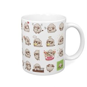 むむちゃんのマグカップ