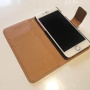 むむちゃんの手帳型iPhoneケース
