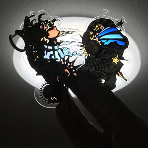 アクリルキーホルダー【哺乳類編】