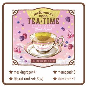 GOOD TEA TIME SET-FRUITS BLEND