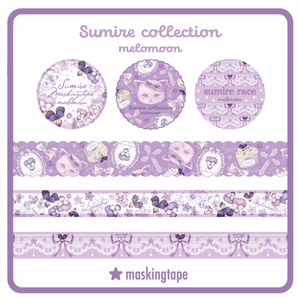 Flower Animal Sumire collection