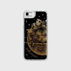 melomoon グリッターiPhoneケース
