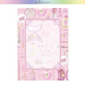 Twinkle cosme pink マステ&BIGメモset