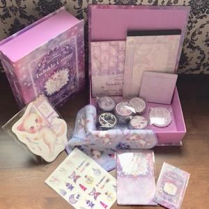 【外箱のみB品】Twinkle Cosme- Fairy Cat-限定Box set
