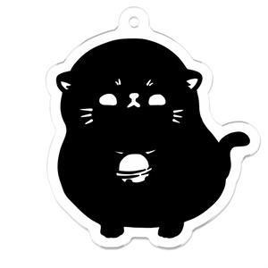 むち猫(黒)