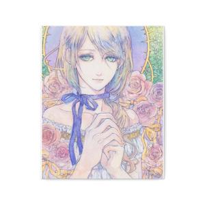 キャンバス『ジュリエッタの薔薇/Rose of Giulietta』