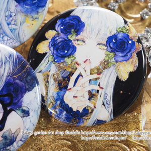 sale【即納】缶バッジ3個セット 44mm