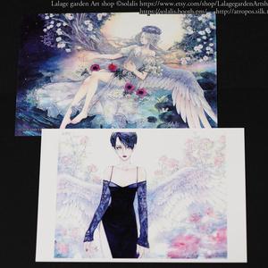 【即納】ポストカード12枚セット