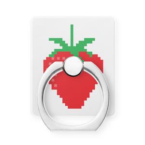 苺スマホリング