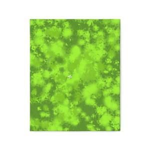 キャンバス画 水草