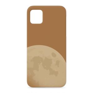 iPhoneケース 月