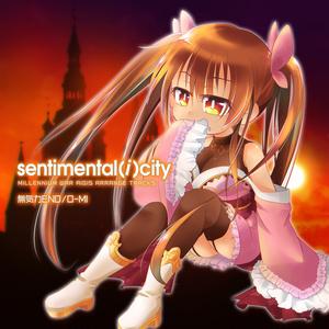 sentimental(i)city 千年戦争アイギスロックアレンジCD