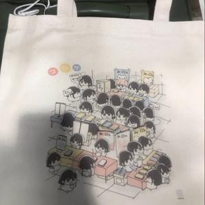 みにろりちゃんキャンパストート-コみケ-