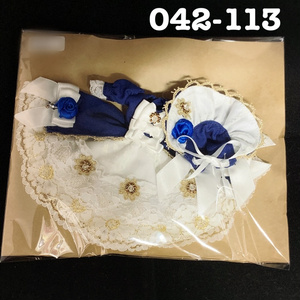 オビツ11サイズ ゴシックドレス(ロング)