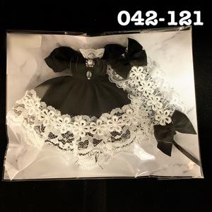 オビツ11サイズ ゴシックドレス