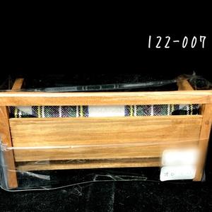 ミニチュア家具 ドール用 チェック柄ソファ