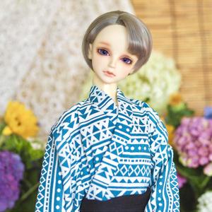 SD13少年サイズ 簡易浴衣