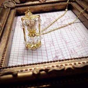 マゼランの航海砂時計ネックレス【受注生産】