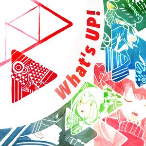 【期間限定20%OFF】1st.コンピレーションアルバム「What's UP!」