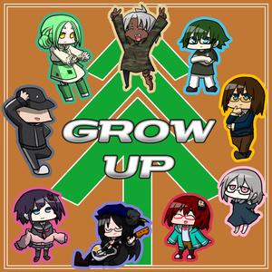 5th.コンピレーションアルバム「grow up」