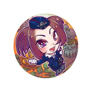 【缶バッチ】遊戯王