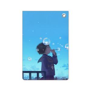 パスケース/青空を飛ぶ