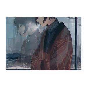 ポスター/雪の日
