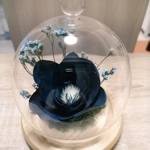 【紅月様専用】ドルイドの花イメージボトルフラワー