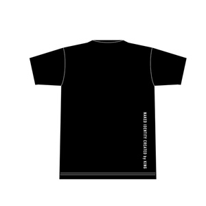 Naked Identity Created by King ロゴTシャツ
