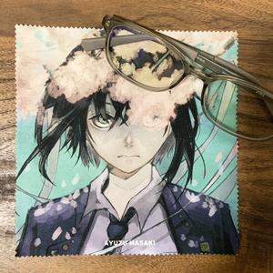 「桜」スマホ・メガネ拭き