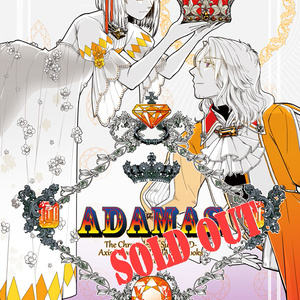 【完売】ADAMAS