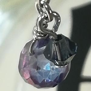 天然石*薬研イメージペア耳飾り*ピアスorイヤリング