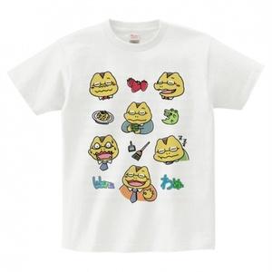 わぬ Tシャツ