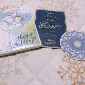 【CD版】Happy Wedding