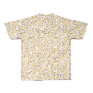 にぃみゃん フルデザイン Tシャツ 【ベージュ】