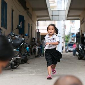 孤児院支援と調査文+画像