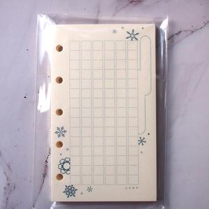 【乙女座会】M5リフィル・光雪紙