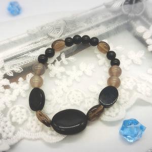 【YOI】天然石一点物シリーズ  耳飾り ブレスレット
