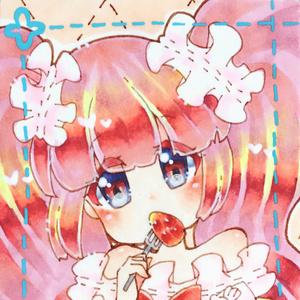 【原画】イチゴちゃん