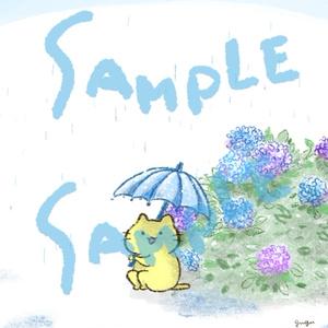 梅雨の壁紙