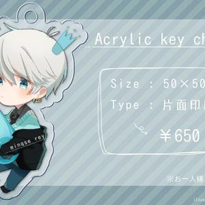 Ray(レイ)のアクキー vol.0